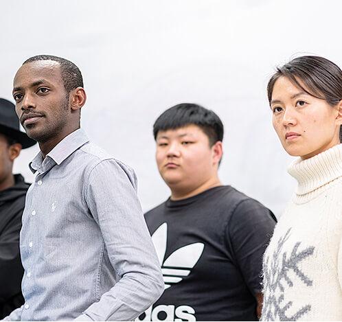 KICでは100%英語で学ぶ国際的な環境は、学生の人材価値を高め、活躍の場を飛躍的に広げています。