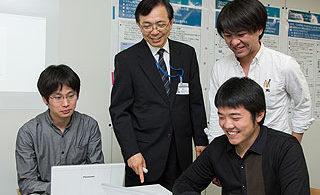伊藤 守 教授 研究室