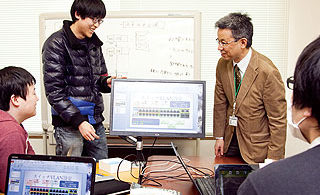 嶋 久登 教授 研究室