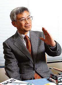赤松 徹 教授