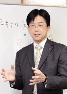 藤原 明生 教授