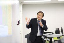 宍戸健一氏(JICA地球環境部次長)の特別講義を行いました