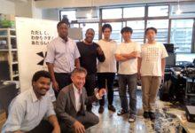 山中俊之研究室が株式会社XOOMS(ズームス)を訪問しました