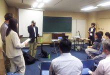 神戸市の教員向けの講座に学生が講師として参加しました