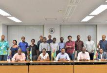 外務省 アフリカ記者招聘プログラムで取材を受けました。