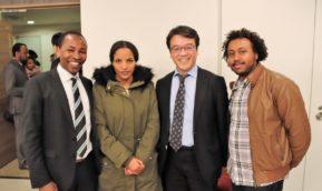 エチオピア投資促進セミナーin神戸