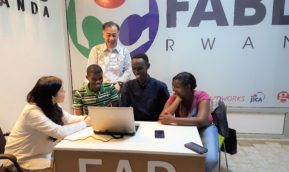 "「日本留学フェア」""Rwanda-Japan Academic & Student Exchange Fair 2018""に参加しました。"