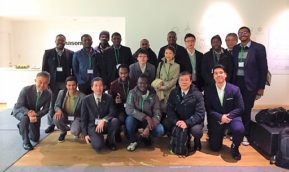 日本を代表する総合エレクトロニクスメーカーを研究  -パナソニック株式会社を訪問しました-
