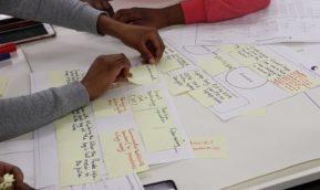 """特別講義""""KIC: Service Design Workshop""""が開講されました。"""