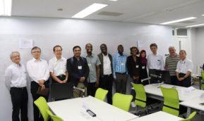 【短期研修レポート】世界6カ国の研修員がICTを活用した課題解決手法を学びました。