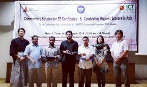 バングラデシュODAレポート第9弾 ITEEプロジェクト質、量ともに成果