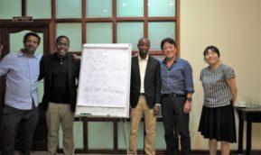 第1回ICTイノベータコース同窓会をタンザニアにて開催しました!