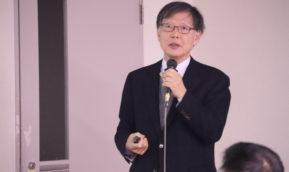第6回神戸都市文化フォーラムにて杉山郁夫特任教授が講演