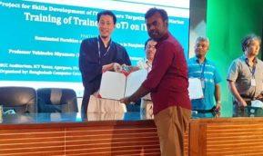 バングラデシュODAレポート第15弾 自立したICT人材育成システムの実現に向けて!